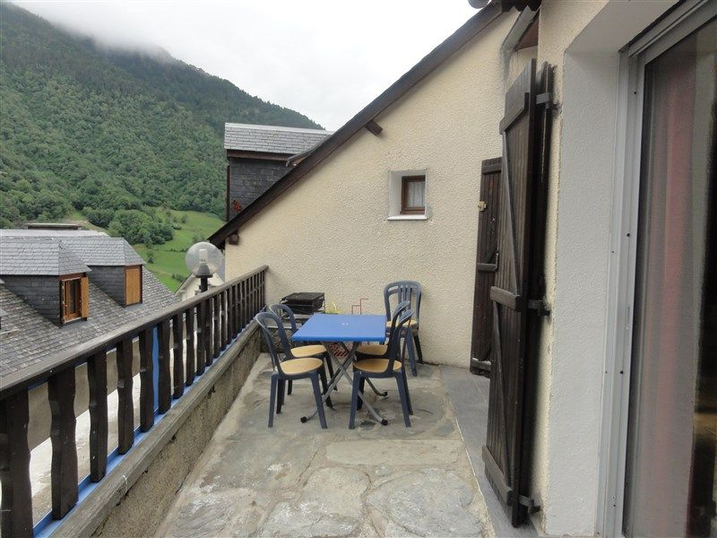 Terrace Location Apartment 78239 Luz Saint Sauveur