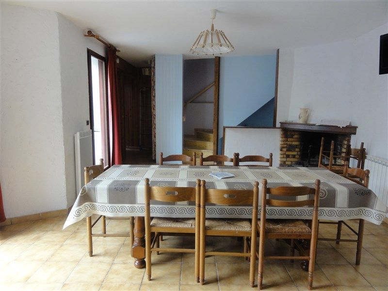 Dining room Location Apartment 78239 Luz Saint Sauveur
