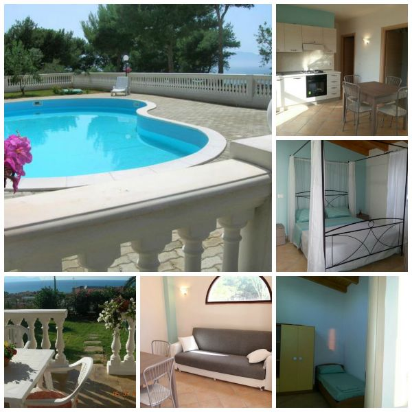 bedroom 2 Location Villa 81909 Trappeto
