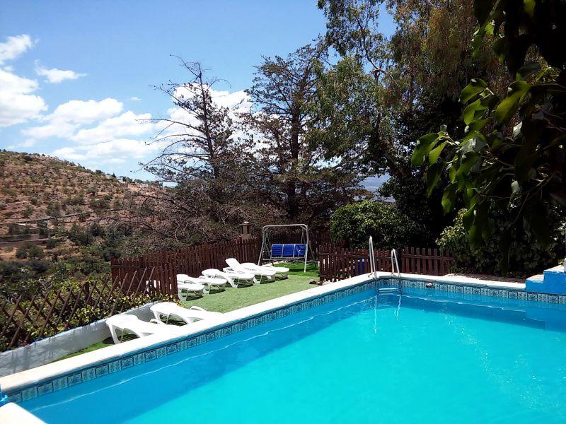 Swimming pool Location Vacation rental 83882 Laroles