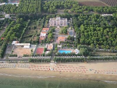 View from the property Location Bungalow 85975 Rodi Garganico