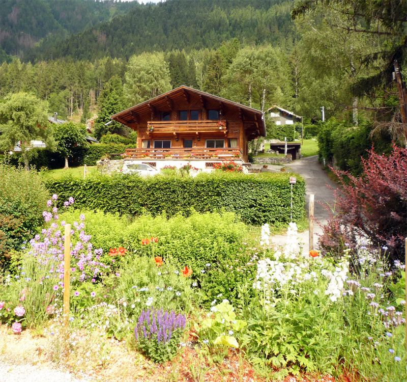 Surroundings Location Chalet 88059 Chamonix Mont-Blanc