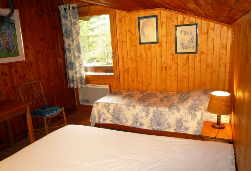 bedroom 3 Location Chalet 88059 Chamonix Mont-Blanc