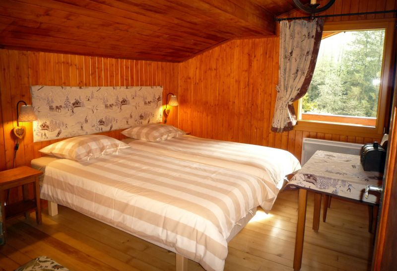 bedroom 1 Location Chalet 88059 Chamonix Mont-Blanc