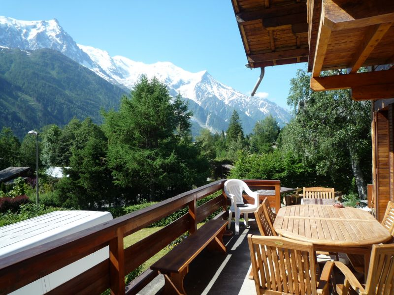 Terrace Location Chalet 88059 Chamonix Mont-Blanc