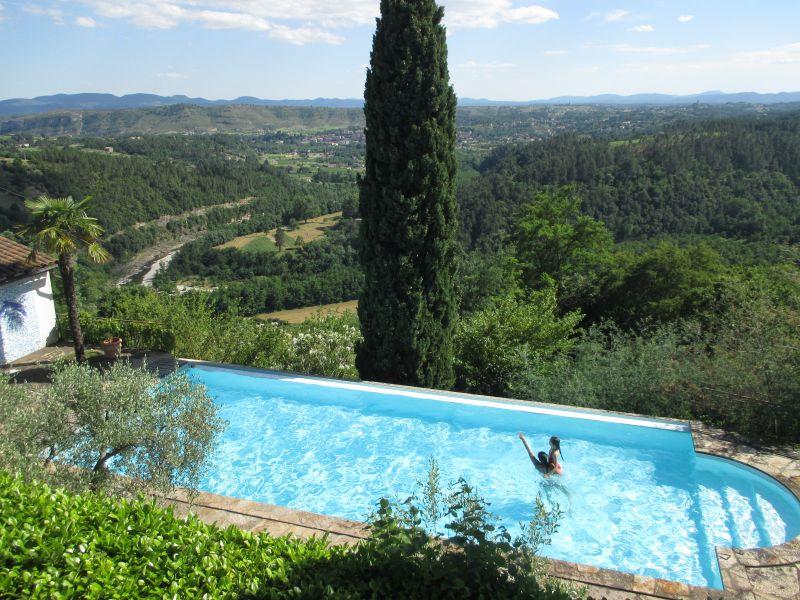 Swimming pool Location Vacation rental 90730 Joyeuse