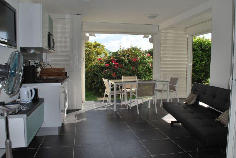 Living room Location Apartment 90989 Saint Francois