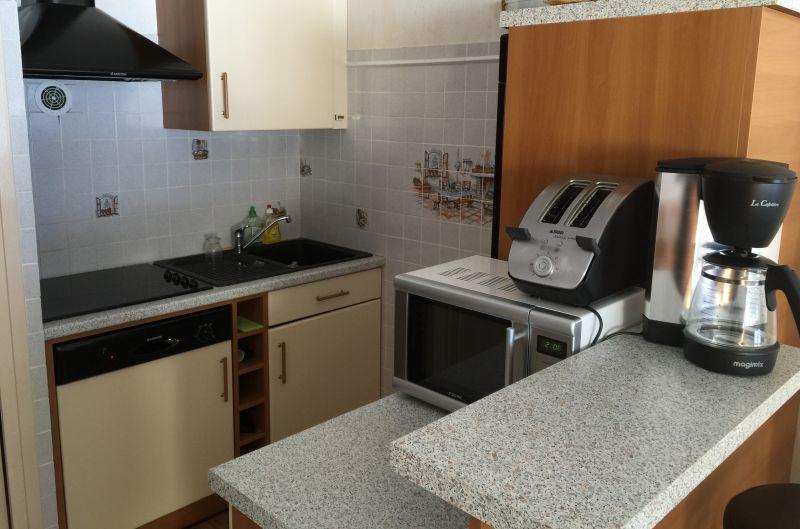 Kitchenette Location Apartment 92200 Gourette