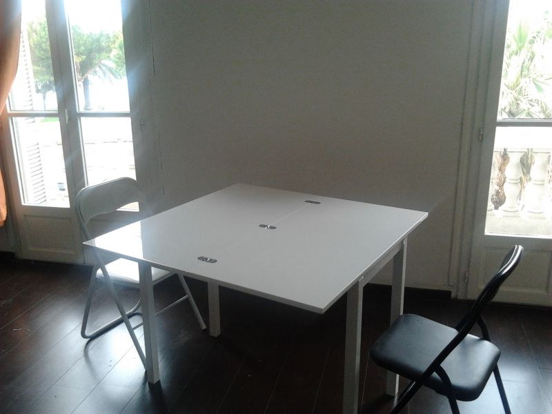 Dining room Location Apartment 98589 Nice