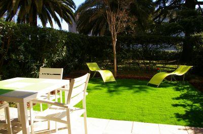 Garden Location Apartment 101412 Nice