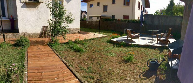 Garden Location Apartment 101933 Thonon Les Bains