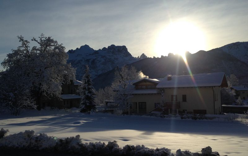 View of the property from outside Location Apartment 105108 Cortina d'Ampezzo
