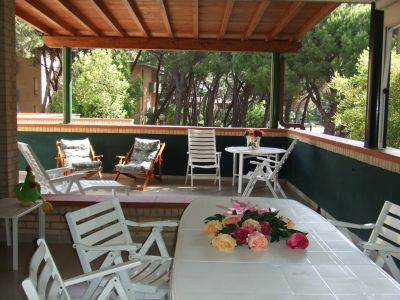 Porch Location Apartment 105881 Principina a Mare