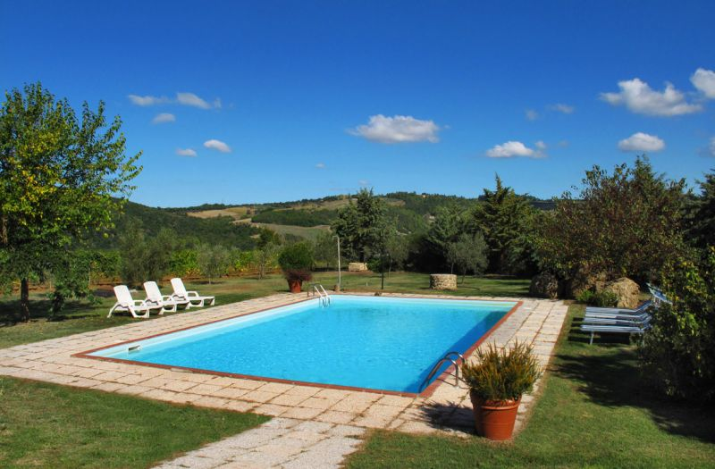 Swimming pool Location Vacation rental 106681 Volterra