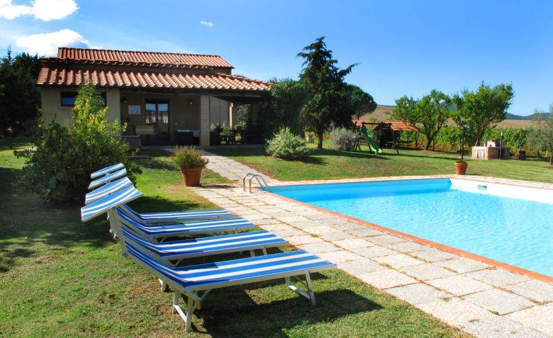 Swimming pool Location Vacation rental 106681 Volterra