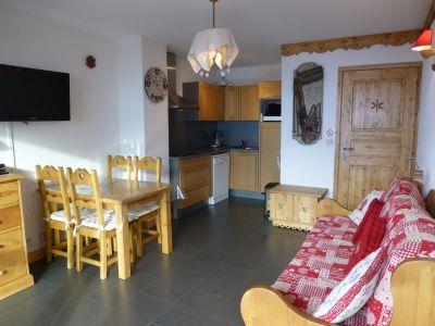 Living room Location Apartment 111749 Val Thorens