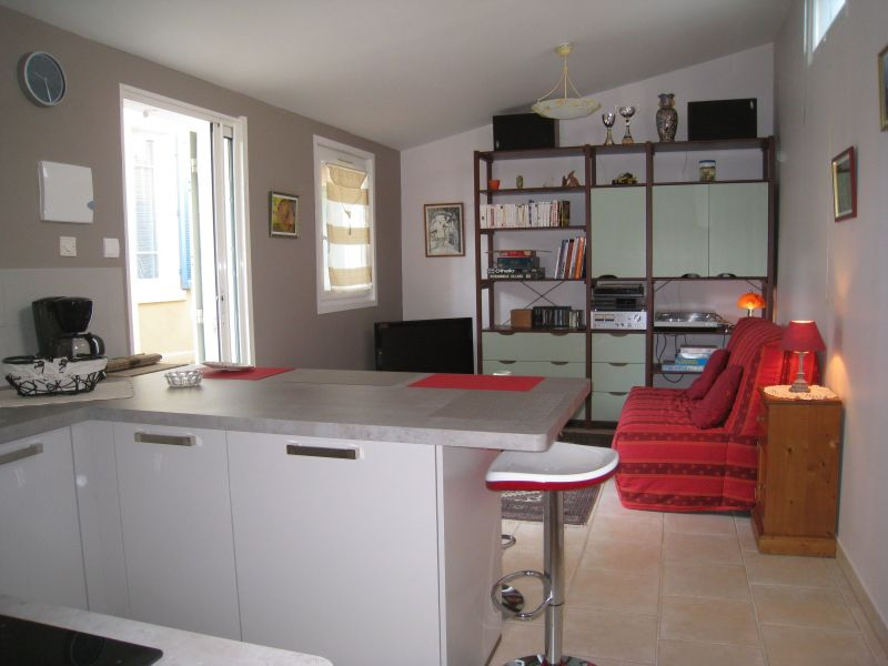 Living room Location Vacation rental 113184 La Seyne sur Mer