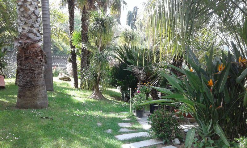 Garden Location Apartment 115816 Bordighera