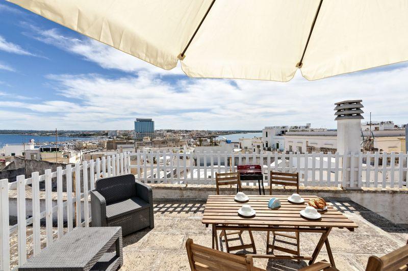 Terrace Location Apartment 116172 Gallipoli