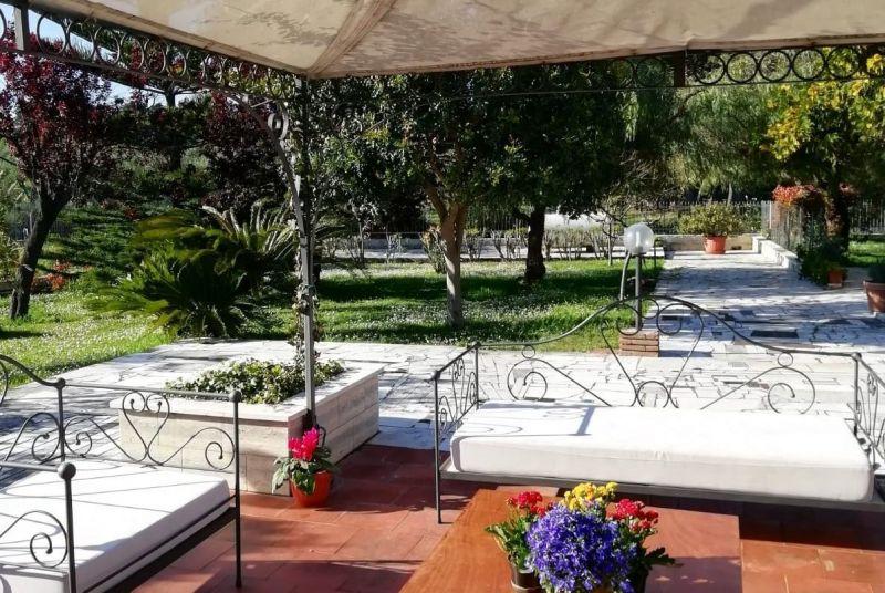 Garden Location Apartment 118646 Vieste