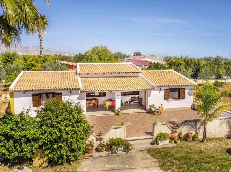Location Villa 118854 Avola