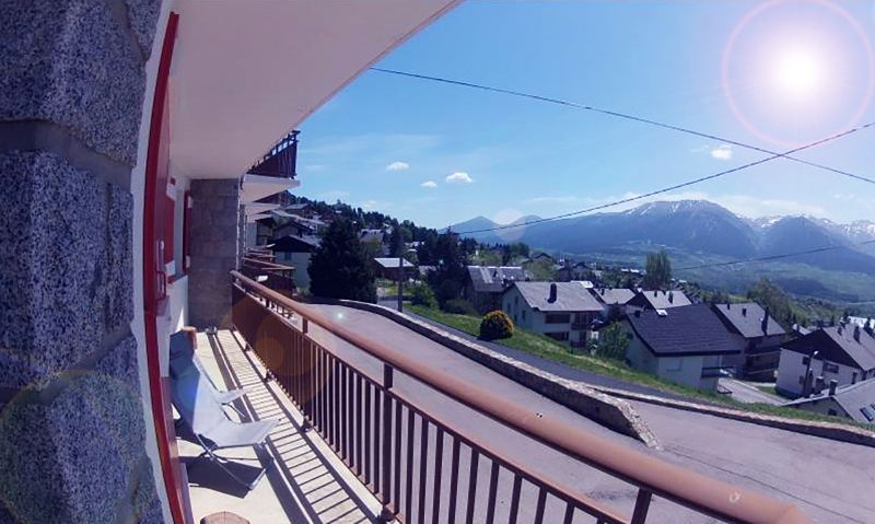 View from the balcony Location Apartment 64929 Font Romeu