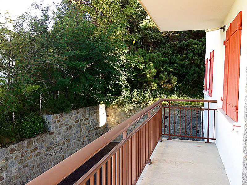 Balcony Location Apartment 64929 Font Romeu