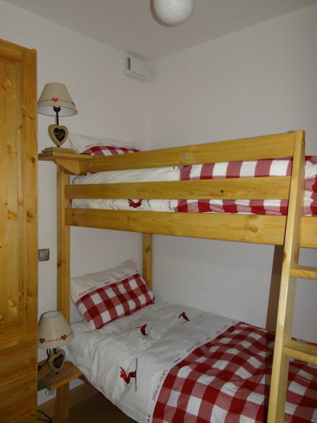 Open sleeping nook Location Apartment 66491 Les Saisies