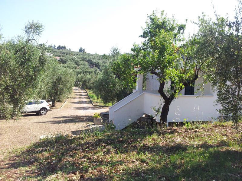 View of the property from outside Location Apartment 76391 Vieste