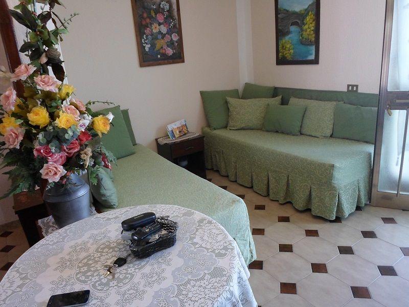 Living room Location Apartment 86954 Pescoluse