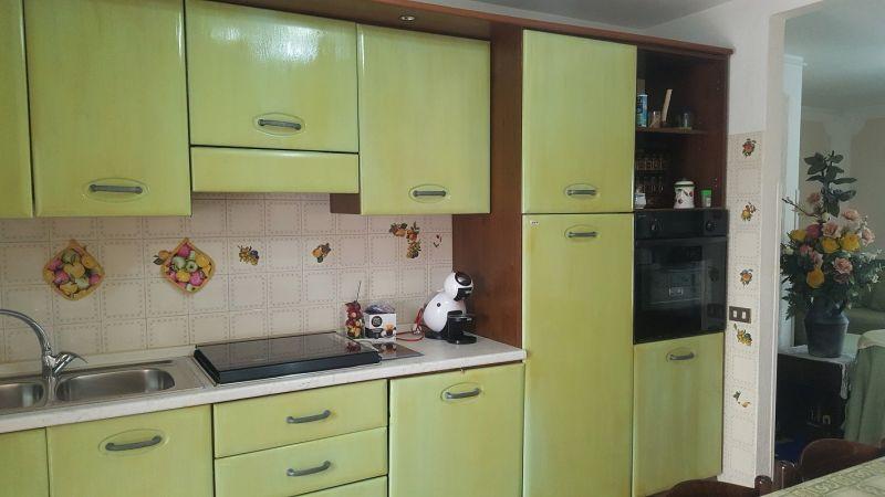 Separate kitchen Location Apartment 86954 Pescoluse