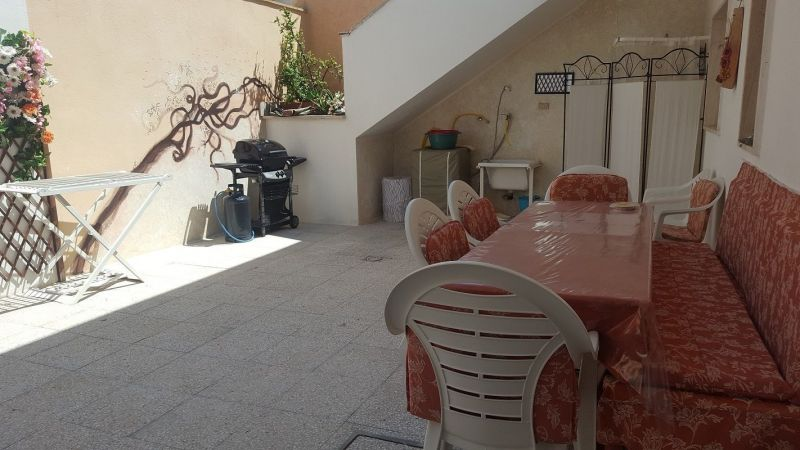 Courtyard Location Apartment 86954 Pescoluse