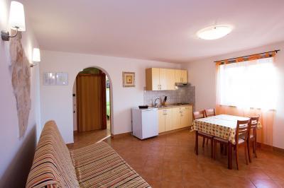 Living room Location Apartment 93896 Peroj