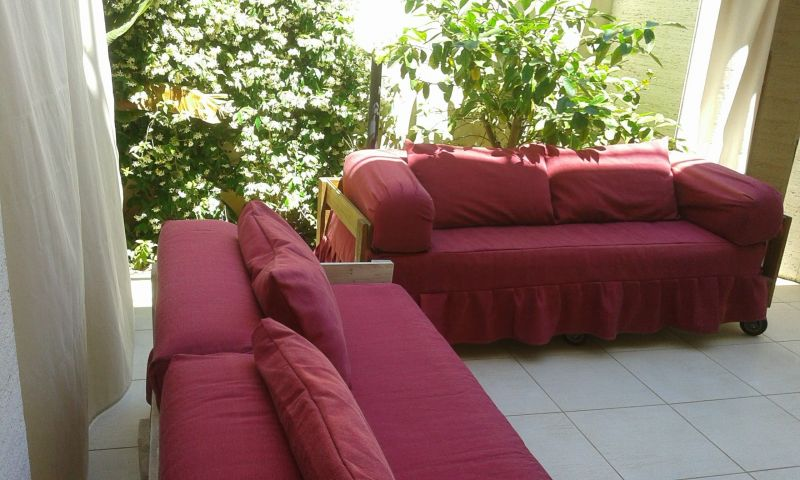 Garden Location Apartment 96382 Torre Canne
