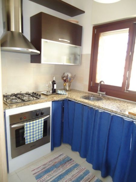 Separate kitchen Location Apartment 96382 Torre Canne