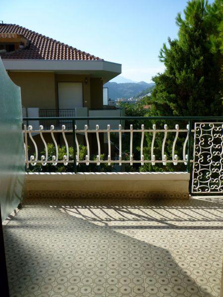 Terrace Location Apartment 100678 Bordighera