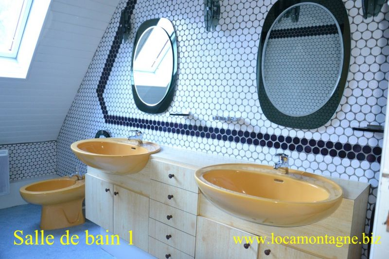 bathroom Location Chalet 102168 Saint Lary Soulan