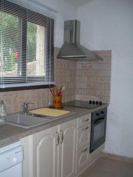 Open-plan kitchen Location House 107321 Ste Lucie de Porto Vecchio