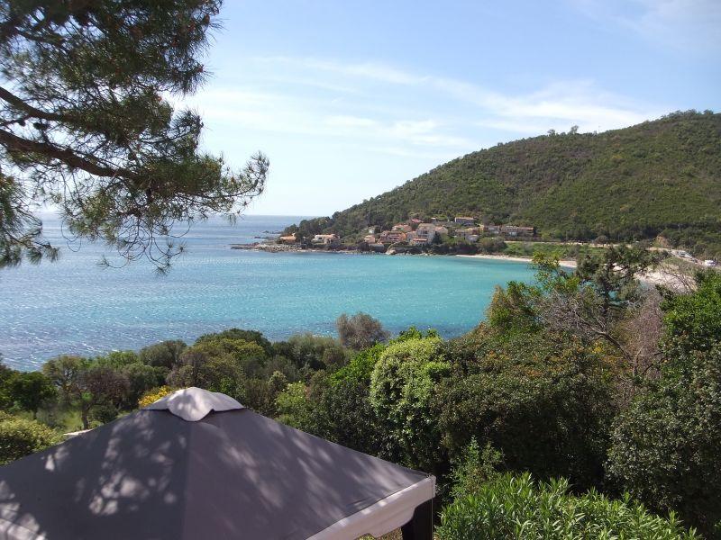 View from the property Location House 107321 Ste Lucie de Porto Vecchio