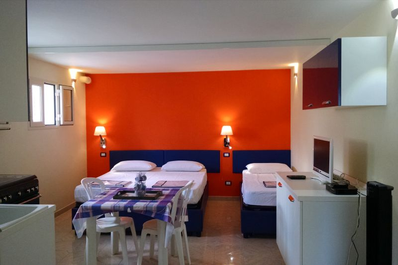 bedroom Location One-room apartment 108564 Torre Vado