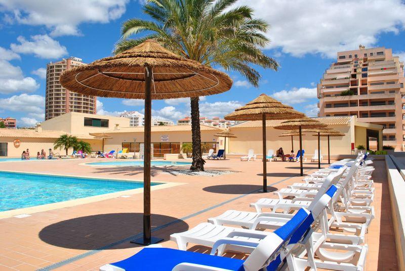 Swimming pool Location One-room apartment 108650 Praia da Rocha