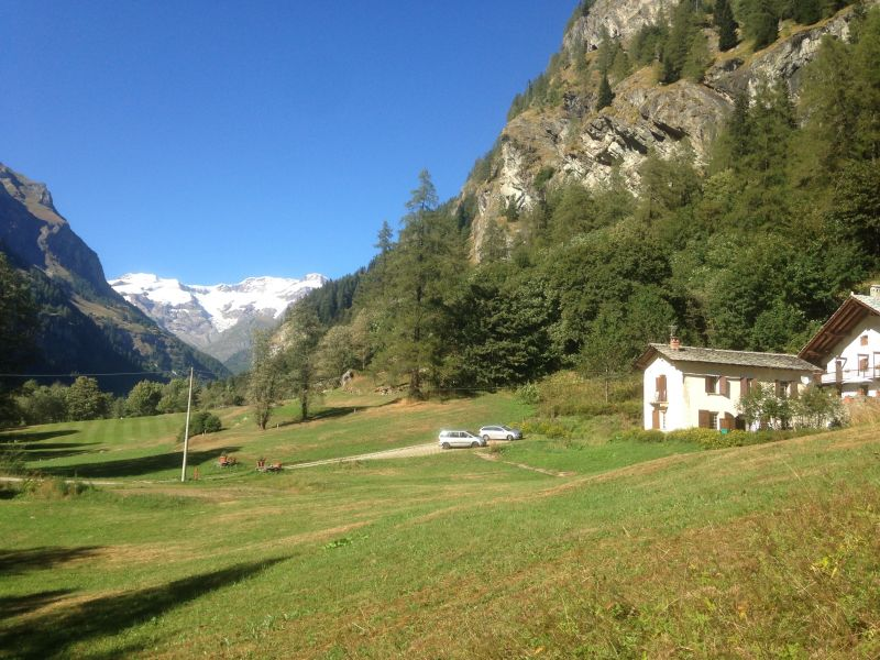Parking Location Chalet 111344 Gressoney Saint Jean