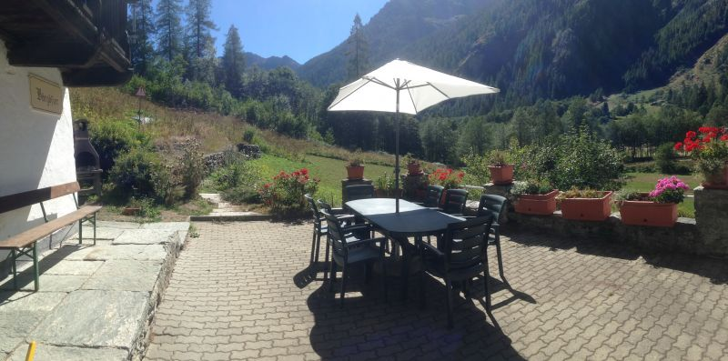 Garden Location Chalet 111344 Gressoney Saint Jean