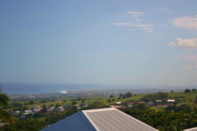 View from the terrace Location Apartment 111356 Saint Pierre (Réunion)