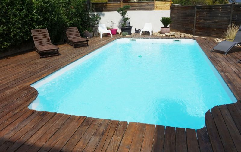 Swimming pool Location Apartment 112710 Aix en Provence