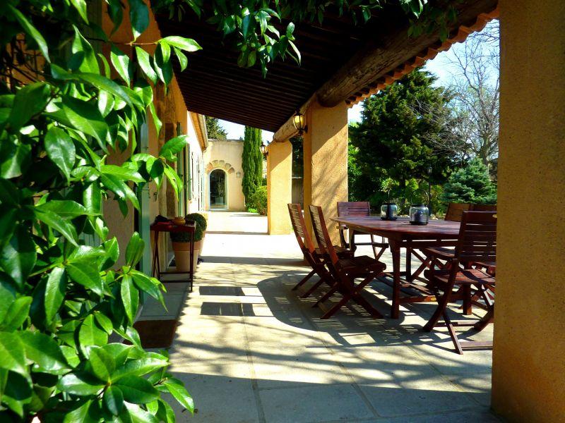Terrace Location House 113130 Avignon
