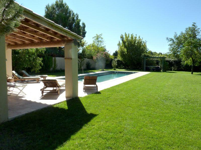 Garden Location House 113130 Avignon