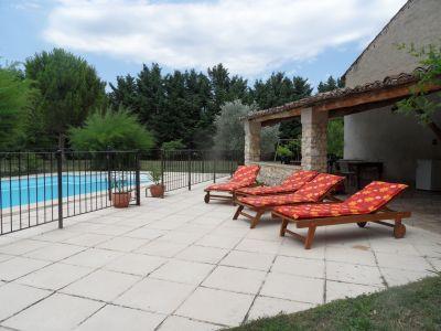 Swimming pool Location House 114035 Avignon