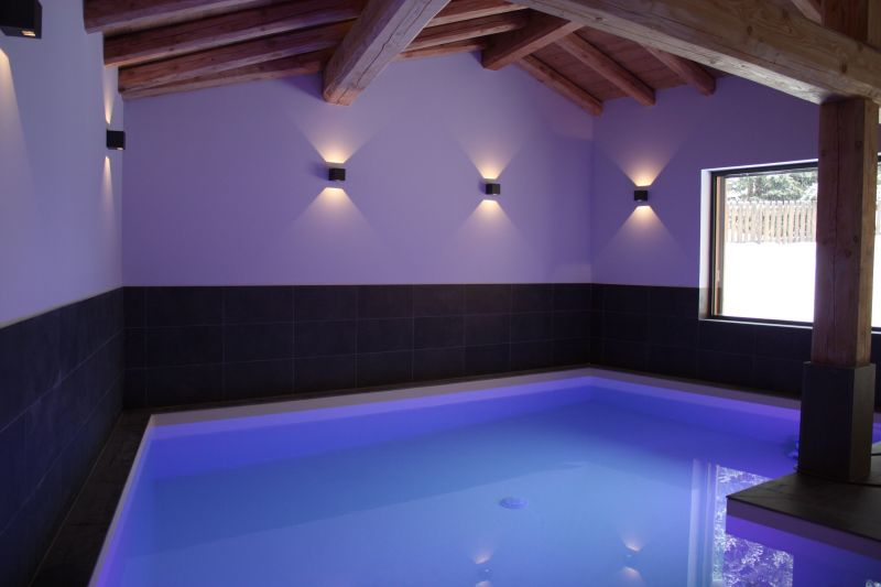 Swimming pool Location Chalet 117369 Les 2 Alpes