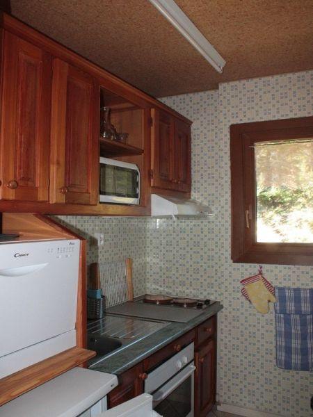 Separate kitchen Location Apartment 117482 Ceillac en Queyras